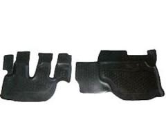 Коврики в салон для Hyundai HD 65/72/78 полиуретановые (L.Locker)