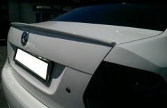 Спойлер багажника для Volkswagen Polo Седан с 2010 под покраску (AutoPlast)