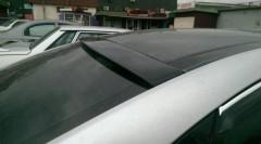 Спойлер заднего стекла для Hyundai Sonata 2010-2015 под покраску (AutoPlast)