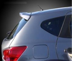 Спойлер для Nissan Qashqai 2006-2014 под покраску (AVTM)