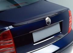 Спойлер багажника для Skoda Superb 2002-2008 под покраску (AutoPlast)