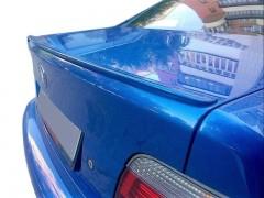 Спойлер багажника для BMW 5 E39 1996-2003 под покраску (AutoPlast)