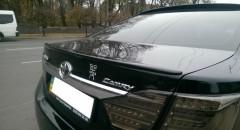Спойлер багажника для Toyota Camry V50/55 с 2011 - 2017 под покраску (AutoPlast)