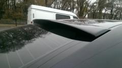 Спойлер заднего стекла для Toyota Camry V50/55 с 2011 - 2017 под покраску (AutoPlast)