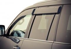 Дефлекторы окон для Toyota Land Cruiser Prado 150 '10-, дымчатые (AVTM)