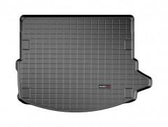 Коврик в багажник для Land Rover Discovery Sport с 2014, без 3 ряда, резиновый, черный (WeatherTech)