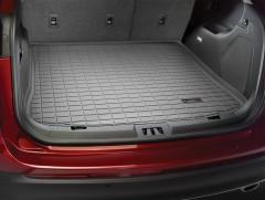 Коврик в багажник для Ford Edge '16-, резиновый, черный (WeatherTech)