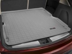 Коврик в багажник для Acura MDX с 2014, резиновый, серый (WeatherTech)