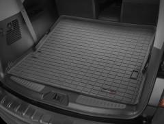 Коврик в багажник для Infiniti QX80 с 2011, (длинный), резиновый, черный (WeatherTech)