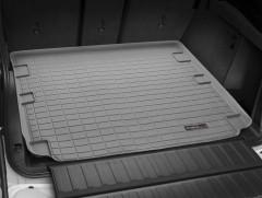 Коврик в багажник для BMW X5 F15 с 2014, резиновый, серый (WeatherTech)