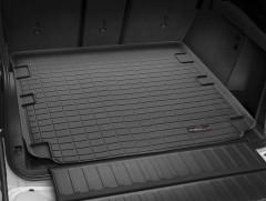 Коврик в багажник для BMW X5 F15 с 2014, резиновый, черный (WeatherTech)