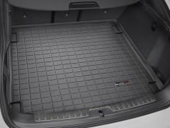 Коврик в багажник для BMW X6 F16 с 2015, резиновый, черный (WeatherTech)