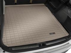 Коврик в багажник для Volvo XC 90 с 2015, резиновый, бежевый (WeatherTech)