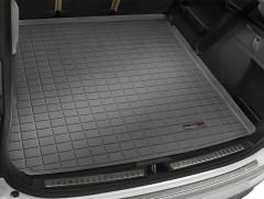 Коврик в багажник для Volvo XC 90 с 2015, резиновый, черный (WeatherTech)