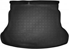 Коврик в багажник для Hyundai Accent с 2017, резино/пластиковый (NorPlast)