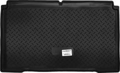 Коврик в багажник для Suzuki Grand Vitara 1998 - 2005, полиуретановый (NorPlast)