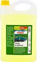 Жидкость в бачок омывателя Sonax Green Lemon 4л