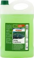 Жидкость в бачок омывателя Sonax Apple 4 л