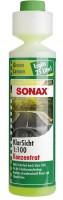 Концентрат стеклоомывателя Sonax Green Lemon 1:100 250 мл