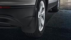 Брызговики задние для Volkswagen Tiguan '16- оригинальные ОЕМ 5NA075101
