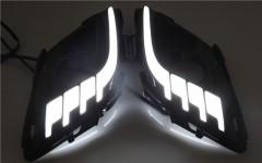 Фото 3 - Дневные ходовые огни для Mazda 6 c 2013 V2 (LED-DRL)
