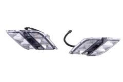 Дневные ходовые огни для Peugeot 301 c 2012 (LED-DRL)