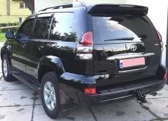 Фаркоп несъемный Toyota LC Prado 120 '03-09 араб., штатн. крепл. (Полигон)