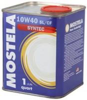 Mostela Syntec 10W-40 SL/CF (0.95л)
