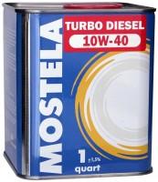 Mostela Turbo Diesel 10W-40 (0.95л)
