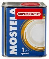 Mostela 2Т Super Synt 5W-40 (0.95л)