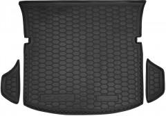 Коврик в багажник для Mazda CX-7 '06-12, резиновый (AVTO-Gumm)