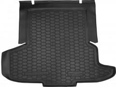 Коврик в багажник для Opel Insignia '17-, лифтбэк, резиновый (AVTO-Gumm)