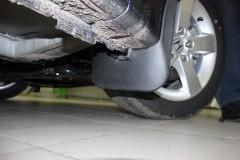 Брызговики передние для Honda Civic 4D '06-12 (Novline)