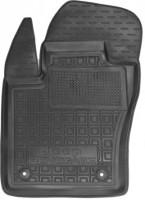 Коврик в салон водительский для Jeep Renegade '16- резиновый, черный (AVTO-Gumm)