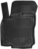 Коврик в салон водительский для Skoda Kodiaq '17- резиновый, черный (AVTO-Gumm)