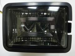 Противотуманные фары для Volkswagen Transporter T4 '90-03 LED, хром, к-кт (Junyan)