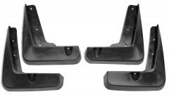 Брызговики для Lexus ES '12- полный комплект (AVTM)