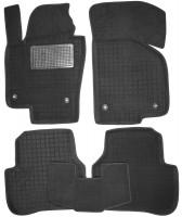 Коврики в салон для Volkswagen Passat B7 '10-14 гибридные (AVTO-Gumm)