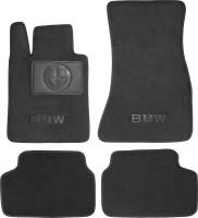 Textile-Pro Коврики в салон для BMW 6 G32 GT '17-, текстильные, черные (Премиум)