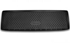 Коврик в багажник для Chevrolet Tahoe '15-, полиуретановый, короткий (Novline / Element) черный