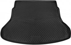Коврик в багажник для Hyundai Accent '17-, полиуретановый (Novline/Element) черный