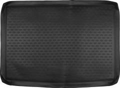 Коврик в багажник для Mercedes B-Class W246 '12-, полиуретановый (Novline / Element) черный