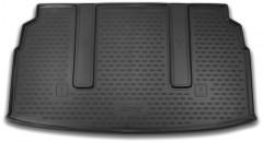 Коврик в багажник для Ssangyong Rodius '13-, полиуретановый (Novline / Element) черный