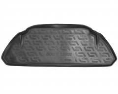 Коврик в багажник для Tesla Model X '15-, передний, резиновый (Lada Locker)