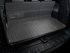 Коврик в багажник для Toyota Sequoia '08- (7 мест), резиновый, черный (WeatherTech)