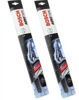 Щетки стеклоочистителя бескаркасные Bosch AeroTwin Plus 800 и 750 мм. (набор)