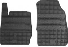 Коврики в салон передние для Ford Ecosport '15- резиновые (Stingray)