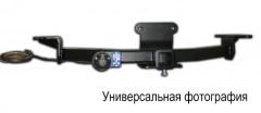 Фаркоп G съемный Hyundai Accent '11- седан (Полигон-Авто)