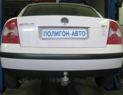 Фаркоп G съемный Volkswagen Passat B5 '97-00 седан (Полигон-Авто)