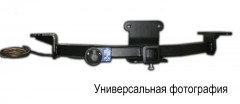 Фаркоп G съемный Nissan X-Trail (T32) '14- (Полигон-Авто)